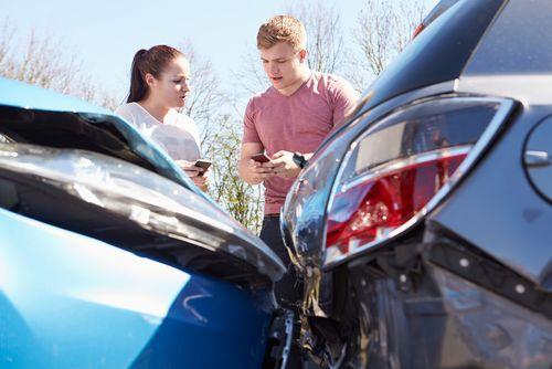 交通事故で損をしない!