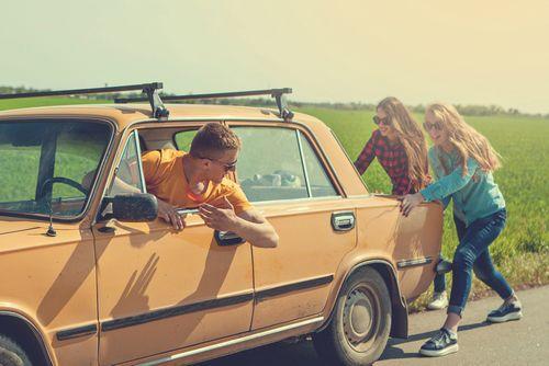 保険貧乏にならない自動車保険の入り方