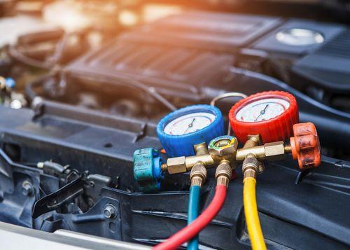 車のエアコンガスって?
