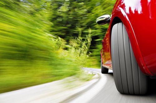 ホイールのインチアップをする際のタイヤの選び方